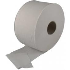 Бумага туалетная для диспенсеров, светло-серая