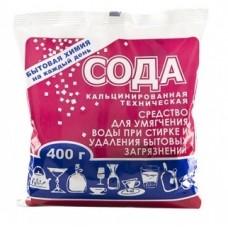 Сода кальцинированная, 400 гр.