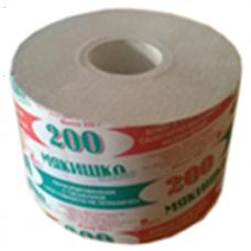 Туалетная бумага на втулке, 200 гр.