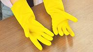 Резиновые перчатки. Обзор.